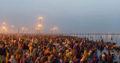 Kumbh Mela lights to illuminate Mathura – Vrindavan streets