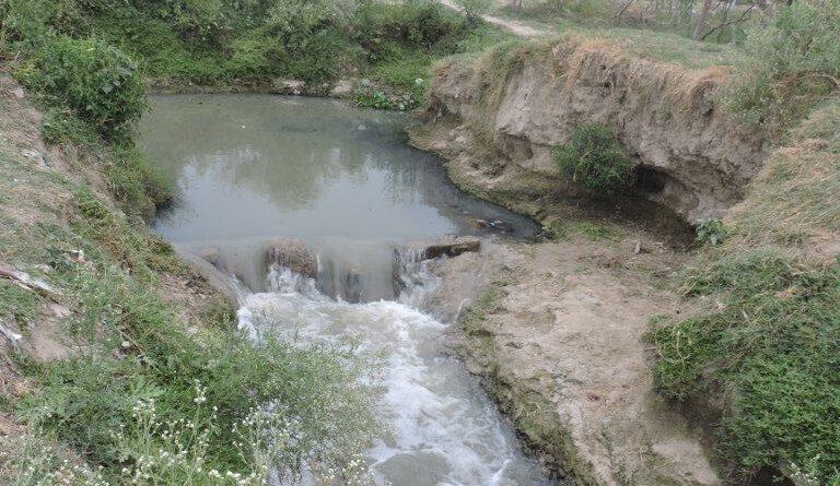 Kosi Drain biggest polluter of Yamuna in Vrindavan