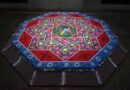 Beautiful Sanjhis light up Braj temples as Pitru Paksha begins